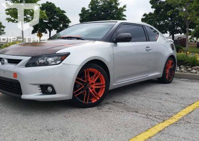 2012 Scion TC Carbon Fiber Projects