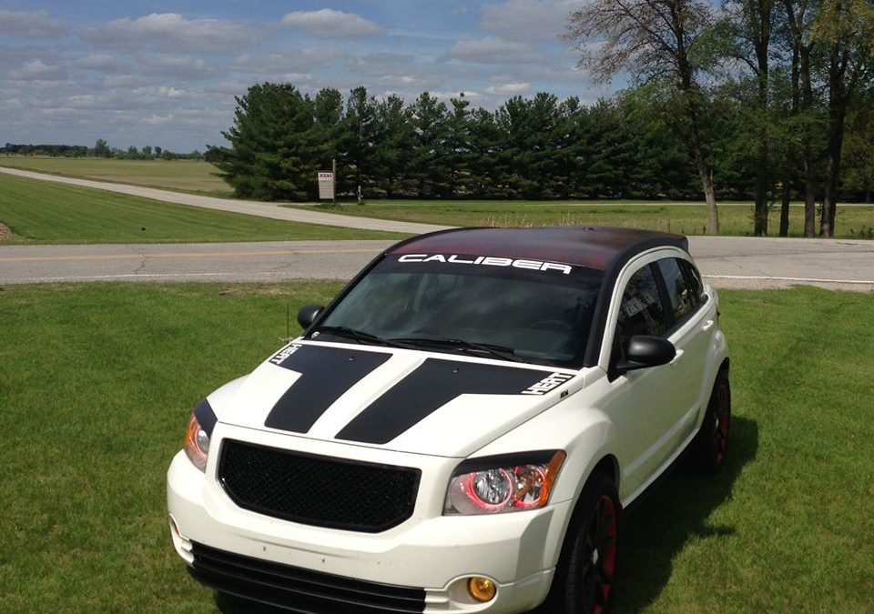 2010 Dodge Caliber Roof RAP